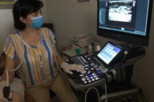 Ultraschalluntersuchung der Brust (Mammasonografie)